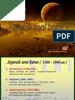 kuliah3sejarahsenibarat12012-120926063833-phpapp01