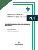 Propuesta 2013 - 2014 Hazael y César