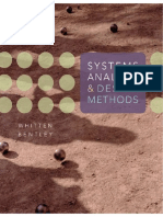 System Analysis and Design Methods
