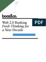 BoozCo Web 2.0 Banking