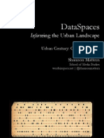 """""""Data Spaces"""