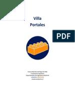 Proyecto Villa Portales