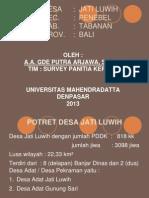 Profil Desa Jati Luwih