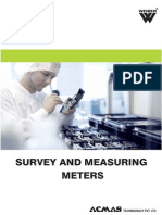 Survey and Measuring Meters Category