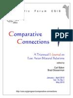 Analisis de Asia Enero Abril Comparative Connections