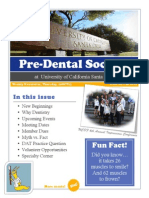 2013Fall UCSC PDS Issue01 Newsletter