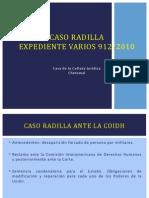 Radilla presentacion