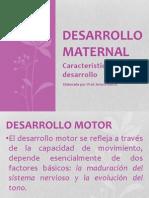 Desarrollo Maternal