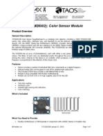TCS3200-DB-Color Sensor Module