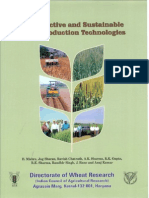 Cost Effective and Sustainable Wheat Production Technologies_1
