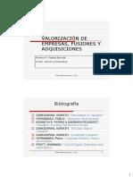 Valorizacion de empresas Diplomado.pdf