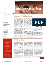 The Dohnavur Post Issue 2 Revised