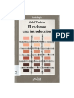 Wieviorka, 2009. El racismo una introducción