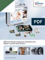 Infineon - Brochure - Motor Control
