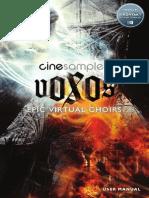 Voxos Manual