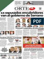Periódico Norte de Ciudad Juárez 10 de Octubre de 2013