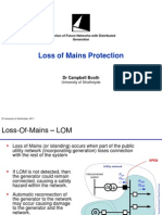 Loss of Mains