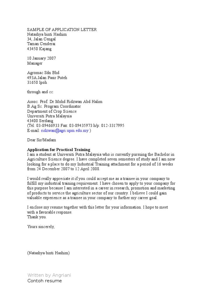 1506602594 Application Letter Pelaut on