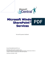 Share Point Quick Start Guide 2004