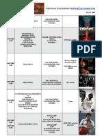 calendario metalcanario JULIO - 2009