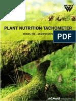 Plant Nutrition Tachometer