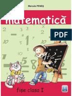 137295675 Caiet de Matematica1 Clasa Pregatitoare