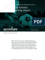 In Sports or in Business, Analytics for the Win