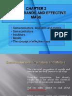 Energyband and Effective Mass