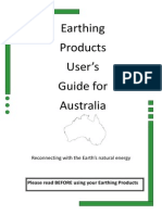 Earthing Products Users Guide for Australia