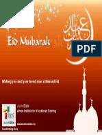 Eid Card 2013 Final
