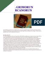 El Grimorun Arcanorun