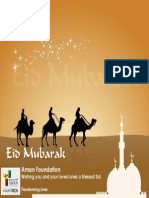 AMANTECH Eid Greetings Attemp