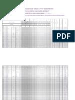 Access Course Examination Results 2013