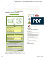 Press Fit Pressure Calculator – Optimize Your Interference_Transition Fit Design