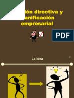 Planificación y organización3