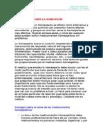 INFORMACIÓN SOBRE LA HOMEOPATÍA.doc