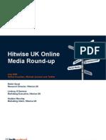 Hitwise UK Online Media Round-Up July 09