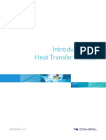 Introduction to Heat Transfer Module