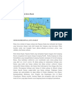 Geologi Regional Jawa