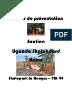 Soutien Uganda Skateboard Union