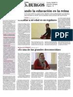 Reportaje Pedagogia