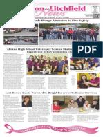 Hudson~Litchfield News 10-11-2013