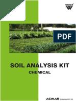 Soil Analysis Kit