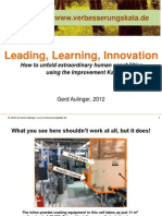Leading Learning Innovation
