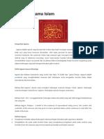Definisi Agama Islam