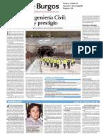 Reportaje Ing. Civil