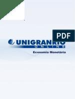 Unidade 12 - Economia Monetária