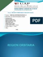 Cirugia Estomatologica i - Region Orbitaria y Region Nasal