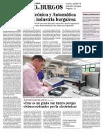 Reportaje Ing. Electrónica
