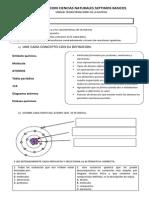 Evaluacion Ciencias Naturales Septimos Basicos